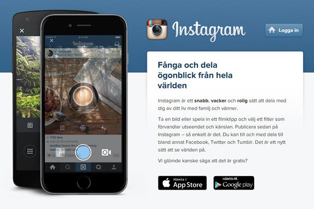 hur funkar instagram